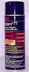 3M 77 Spray Adhesive, Case of 12 Cans